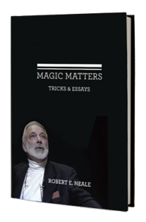 Magic Matters by Robert Neale