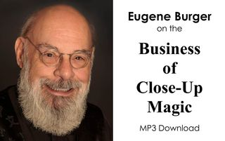 Business of Close-Up Magic (MP3 Version)
